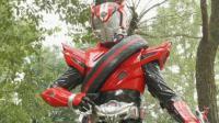 两位司机集体飙车! 假面騎士Accel  Drive Double Rider Kick!