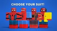 【Roblox超级英雄模拟器】蜘蛛侠大战秃鹫英雄归来! Roblox原创超级英雄! 小格解说