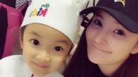 八卦:承认已当妈!刘雨欣与女儿甜美合影