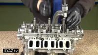 长知识|7分钟看懂奥迪V6发动机的维修全过程