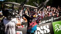 Aaron Gwin的第五次总冠军, 2017UCI山地车世界杯速降赛混剪集锦