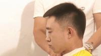 超短发裁剪教程 男士时尚发型 男生无刘海超短发发型 超显男人味