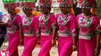 云南彝族传统左脚舞很有特色 原生态的传统文化好多人没看过