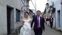王蔚先生、方青青小姐结婚典礼