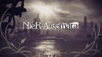 [PS4]『尼尔 机械纪元』中文版白金流程-02