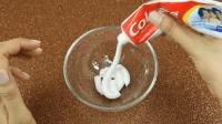用高露洁牙膏做的水晶泥史莱姆, 强迫症来评判下这次做的成功吗?