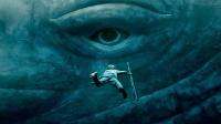 光影中的史前巨兽《海洋深处》之利维坦鲸, 动一动翻江倒海