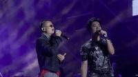 李健和马云首度合唱, 一首传奇沸腾云栖大会全场