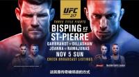 UFC217:见证传奇被缔造