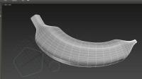 3Dmax建模教程    使用放样制作香蕉 窗帘  啤酒瓶盖   放样详解