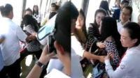 女子将手机掉进洱海 游轮上发疯欲跳海