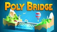 友人带你造大桥#1 这里有一个辣鸡造桥师 大家快欺负他! 桥梁建造师(Poly Bridge)