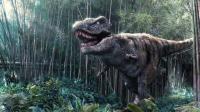 《侏罗纪世界恐龙第35期 裂肉兽VS巨犀》儿童游戏 糯米解说