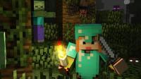 【小龙】我的世界MC学校有鬼 Minecraft游戏视频