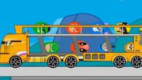 托马斯火车奇遇记 组装蜘蛛侠和托马斯火车