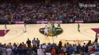 NBA揭幕战 骑士vs凯尔特人全场纯享 海沃德伤退詹姆斯怒砍29+16