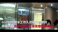 社会百态: 女子为免费乘列车假冒列车员 自信出示假证却被一眼识破