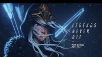 lol英雄联盟2017全球总决赛宣传动画