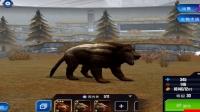侏罗纪世界游戏第360期裂肉兽 遇见强敌被秒杀 恐龙公园对战 笑笑小悠