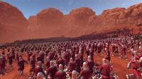 史诗战争模拟器游戏 500超级贝贝vs1万罗马
