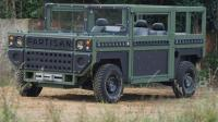 这辆防弹SUV拥有100年保修期, 网友: 乐高积木?