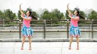 中老年广场舞《你是我的幸福》欢快好看的健身舞