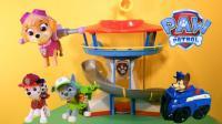 《糯米玩玩具第14期 小猪佩奇医生治疗汪汪队和光头强》儿童游戏 糯米解说