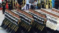 外国人把中国的阅兵式剪辑了一下, 没想到就有了好莱坞的效果!