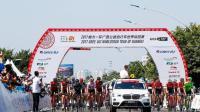 正在进行: 环广西公路自行车巡回赛南宁赛段精彩瞬间