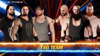 【171021】WWE 2K18 全明星大战 - 佰威解说WWE2017年10月21日直播实况