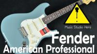 2017上海乐展: 【引力波-这里有音乐】发现Fender【American Professional】