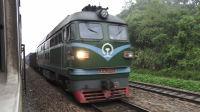 [火车]娄益线上的绿皮车·02[7273次] 开窗录制 娄益线 黄家桥站