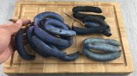 """果皮深蓝的野香蕉, 味道也很甜糯, 却被称为""""猫屎瓜""""!"""