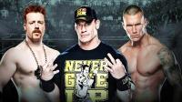 WWE2017年10月22日狂野角斗士之WWE美国职业摔角