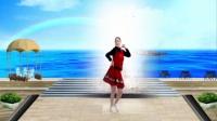 建群村广场舞韵律瘦身《我不是那种随便的人》编舞杨丽萍2017年最新广场舞带歌词