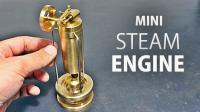 实拍迷你蒸汽机制作过程, 跟着它你也能做一台蒸汽机了!