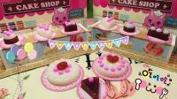【爱茉莉兒】日本食玩DIY软糖蛋糕店