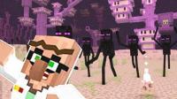 大海解说 我的世界Minecraft 怪物大楼搞笑逃生