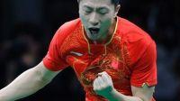 2017乒乓球男子世界杯1/4决赛 马龙VS丹羽孝希