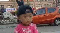 雪佛兰迈锐宝汽车女司机的女儿在跳广场舞, 蹦蹦跳跳我也不会老