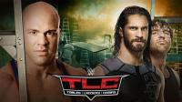 【直播回放】WWE2017年10月23日TLC大赛中文解说实况