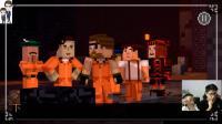我的世界故事模式第2季第3集监狱方块(下): 逃离监狱
