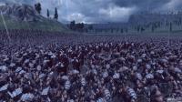 史诗战争模拟器游戏 500美女vs2万罗马