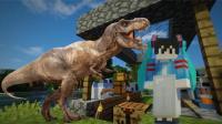 恋墨 我的世界侏罗纪公园第10期 小别墅完成