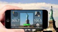 测量不用再带尺, 简单拍个照, 即可测出各种距离