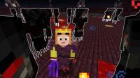 【小龙】我的世界MC黑暗城堡 MInecraft冒险地图游戏视频