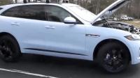 捷豹F-Pace新车, 30万起的豪华度GTR都只能膜拜! 这外观我服了
