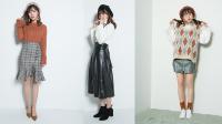 秋冬用毛衣搭裙子, 唐嫣杨幂的这招套路可以时髦一辈子!