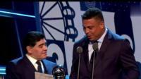 C罗加冕2017世界足球先生《FIFA年度颁奖典礼》