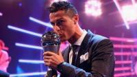 FIFA2017年度颁奖典礼, C罗卫冕世界足球先生!